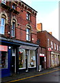 SO1191 : Newtown Nails, Shortbridge Street, Newtown by Jaggery