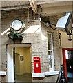 SK0394 : Inside Glossop Station by Gerald England