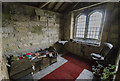 SK8059 : Nan Scott's chamber, St Giles' church, Holme by Julian P Guffogg