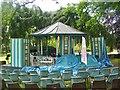 SU9949 : Guildford Castle Bandstand by Colin Smith