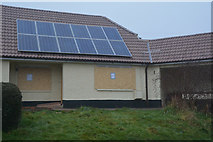 ST0207 : Cullompton : St Andrew's Estate Bungalow by Lewis Clarke