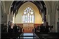 TQ2772 : Holy Trinity, Upper Tooting - Chancel by John Salmon