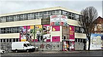 J3272 : Development site, Lisburn Road/Tate's Avenue, Belfast (February 2017) by Albert Bridge