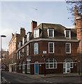 """TQ3282 : Former """"Lord Nelson"""" public house, Mora Street, St Luke's by Julian Osley"""