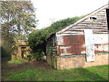 TG2909 : 1920s shed and boiler house by Evelyn Simak