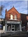 SJ8446 : Newcastle-under-Lyme: 46 Merrial Street by Jonathan Hutchins