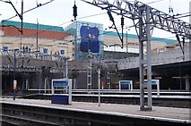 SP0786 : Birmingham New Street station by Given Up