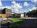 SP3165 : Spa Garage, Old Warwick Road, Leamington by Robin Stott