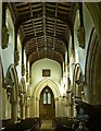SK7713 : Church of St James, Little Dalby by Alan Murray-Rust