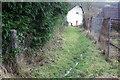 ST2097 : Footpath on Ebbw Valley Walk, Newbridge by M J Roscoe