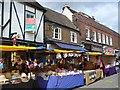 TL1407 : St Albans - Market Day by Colin Smith