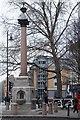 TQ3382 : Drinking fountain, Great Eastern Street, Shoreditch by Jim Osley