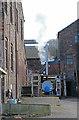 SJ8649 : Middleport Pottery - new boiler by Chris Allen