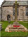 SD3778 : Cartmel War Memorial by David Dixon