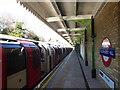TQ4193 : Buckhurst Hill station by Marathon