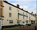 SK7519 : George Hotel, High Street, Melton Mowbray by Alan Murray-Rust