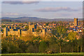 SO5074 : Ludlow from Whitcliffe by Ian Capper