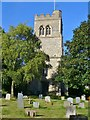 SP9114 : Marsworth - All Saints Church by Colin Smith