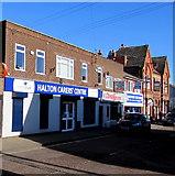 SJ5183 : Halton Carers' Centre, Church Street, Runcorn by Jaggery