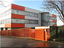 NT1871 : 11 Bankhead Broadway, Sighthill Industrial Estate by M J Richardson