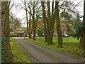 SK8237 : Glebe House, Muston by Alan Murray-Rust