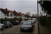 TQ2789 : Summerlee Avenue, London N2 by Christopher Hilton