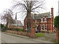 SK8537 : The Old Grammar School, Sedgebrook by Alan Murray-Rust