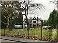 SJ8546 : Newcastle-under-Lyme: 'Fairmont', Sandy Lane by Jonathan Hutchins