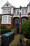 TQ2989 : Victorian houses, Dukes Avenue, Muswell Hill by Christopher Hilton