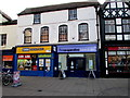 SO5040 : Cash Generator and the Co-operative Funeralcare, Hereford by Jaggery