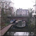 TQ2883 : Bridge over the Grand Union Canal by David Lally