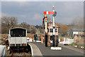 SX8061 : Start them young - Totnes Riverside Station by Chris Allen