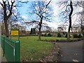 SD8110 : Openshaw Park by Gerald England