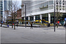 SJ8397 : St Peter's Square, Manchester by David Dixon