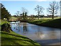 SO8844 : Croome River and Park by Philip Halling