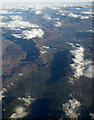 NS6113 : The Nith Valley from the air by Thomas Nugent