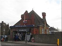 TQ2572 : Wimbledon Park Station by John Slater