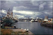 NJ9505 : Albert Quay, Aberdeen by Julian Paren