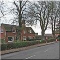 TL2850 : Hatley St George Post Office by John Sutton