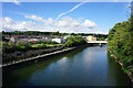 ST7365 : The River Avon at Lower Weston by Bill Boaden