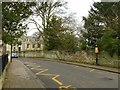 SK9136 : Castlegate, Grantham by Alan Murray-Rust