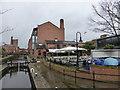SJ8397 : Start of the Rochdale Canal by Bob Harvey