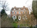 SK9136 : The Rectory, Grantham by Alan Murray-Rust