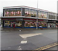 SJ7055 : Furniture Brothers in Crewe town centre by Jaggery