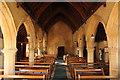 SK8446 : St.James' nave by Richard Croft