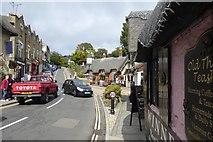 SZ5881 : Shanklin Old Village by DS Pugh
