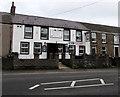 SS8690 : White Hart, Bridgend Road, Maesteg by Jaggery