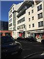 TQ3381 : Converted Art Deco building, Leyden Street, Spitalfields, London by Robin Stott