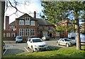 SK9135 : Kesteven and Grantham Girls' School by Alan Murray-Rust