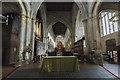 TF6119 : Crossing and Chancel, King's Lynn Minster by J.Hannan-Briggs